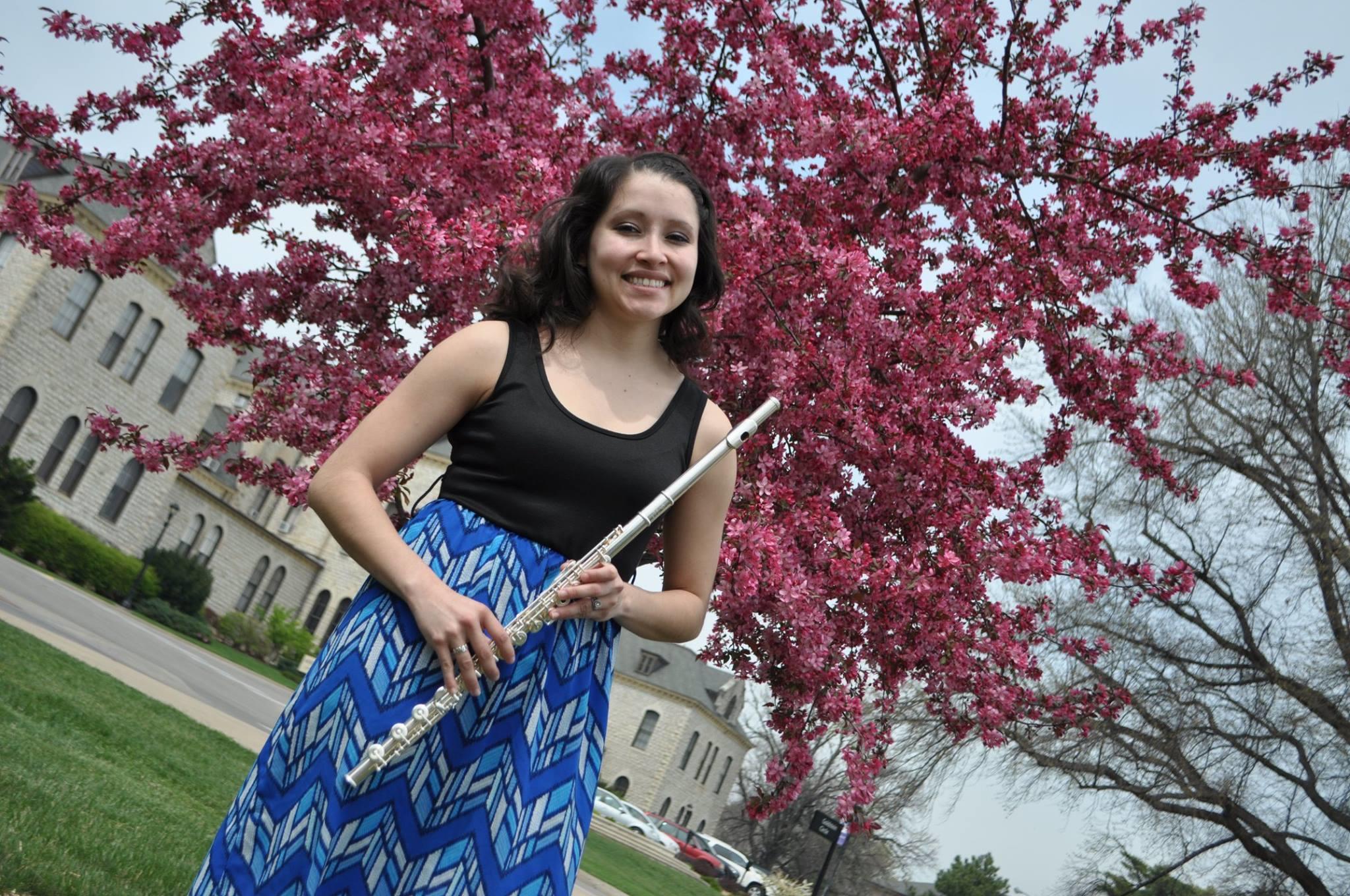 Cuba Music Scholarship winner Marissa Archuleta